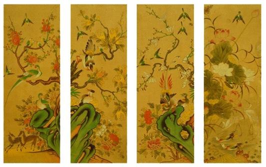 Korea-Minhwa-Hwajodo-flowers_and_birds-01