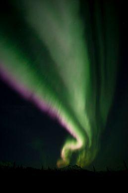 Aurora_Borealis_Over_Mount_Fellows_(7957742884)
